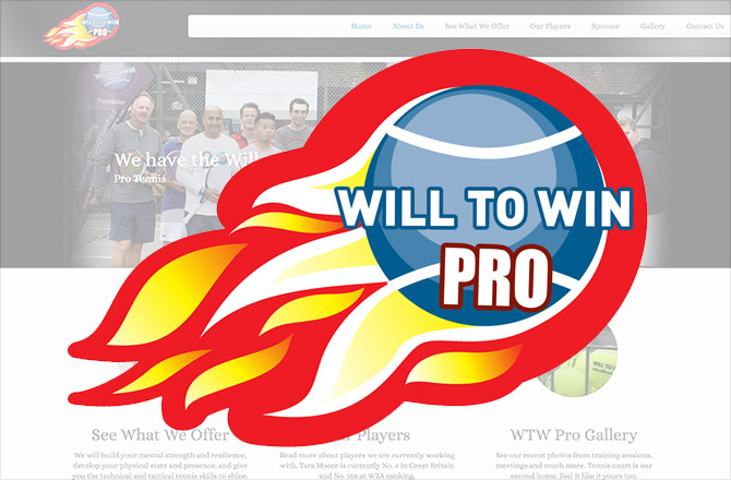 Will To Win Pro